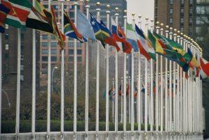 UN Members Flags