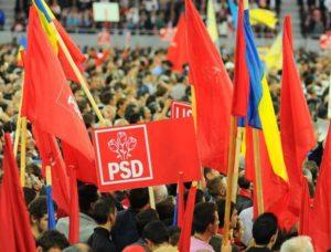 Miting PSD